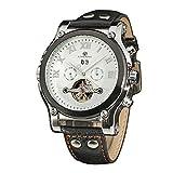 Excellent Mesas mecánicas automáticas Relojes de Lujo de Acero Inoxidable Impermeable,A04