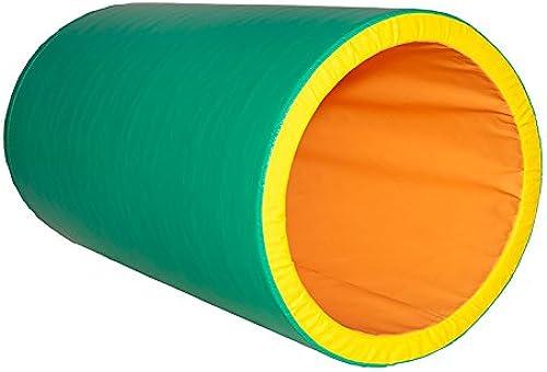 kidunivers Tunnel Riese aus Schaumstoff für Kinder von 3 s 6 hre