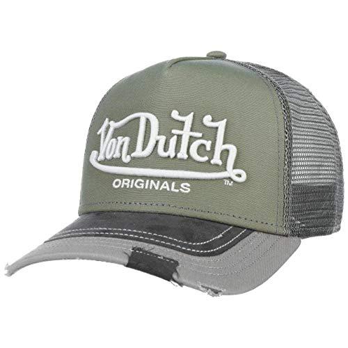 Von Dutch Gorra Trucker Premium LogoDutch de Beisbol Baseball (Talla única -...