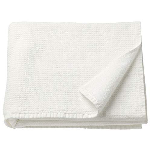 My Stylo Collection Badetuch, weiß, zusammengebaute Größe, Gewicht : 500 g/m2 Länge: 140 cm Breite: 70 cm Fläche: 0,98 m2 Flächendichte: 500 g/m2