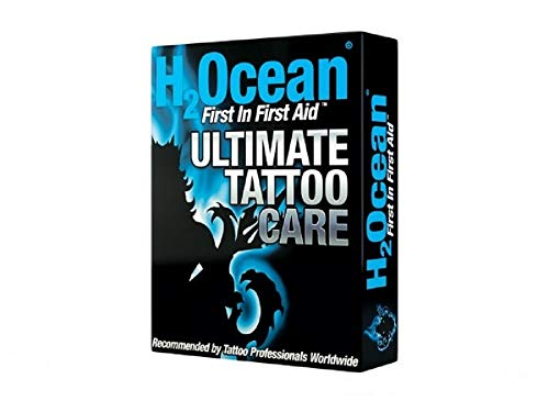 H2Ocean Ultimate Tattoo Pflege-Set