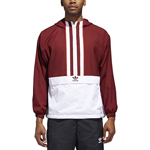 adidas Originals Authentics Anorak Noble Maroon XL
