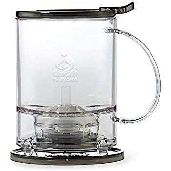 Teavana PerfecTea Tea Maker, 16 Ounce, Black