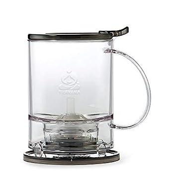 Teavana PerfecTea Tea Maker 16 Ounce Black