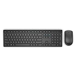 Dell KM636 Wireless Keyboard combo