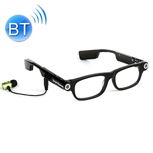 Unbekannt EUNN AS6 32GB Multifunktions-Bluetooth-Brille HD-Videokamera nimmt Bilder auf Videobrille Eingebauter Bluetoot for Mobiltelefone