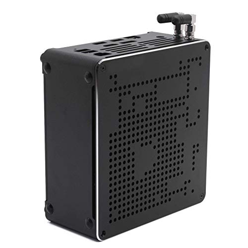 Mini Desktop PC, UHD-Grafik, i9 10980HK, Dual-Channels DDR4 8 GB / 256 GB NVME-SSD, Windows 10 Gaming Mini PC, DP + HDMI 4KAusgang / TPC/Dual-Band-WLAN / RJ45-Gigabit-Ethernet / USB3.0/BT 4.2