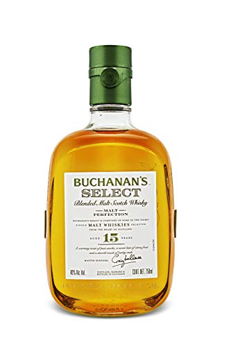 Bucanas Master marca Buchanan's