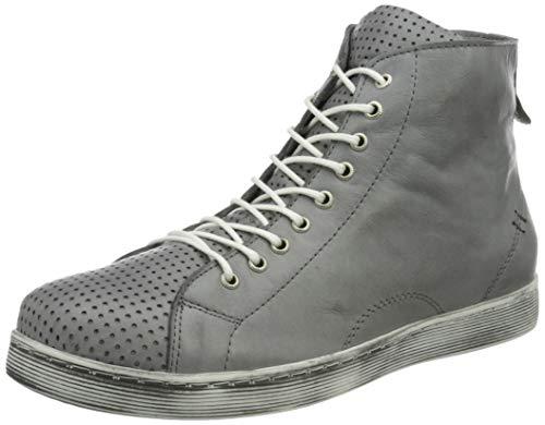 Andrea Conti Damen 0345728 Sneaker, Taubengrau, 37 EU