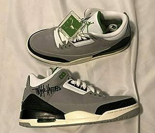 Tinker Hatfield Autographed Signed New Air Jordan Retro 3 Jordan/Nike Designer Shoes JSA