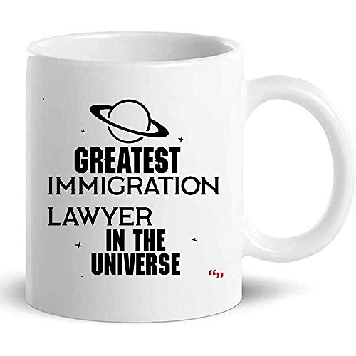 Immigration Lawyer Gift - Anwalt Law School Immigration Lawyer Tasse Kaffeetasse