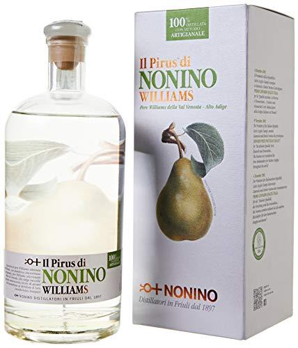 Distillerie Nonino, Il Pirus Nonino Williams, acquavite di pere Williams di prima scelta - bottiglia da 700 ml