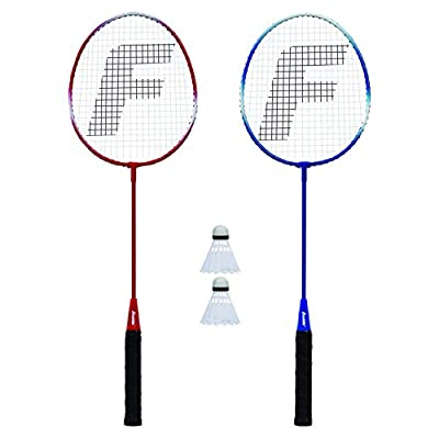 Franklin Sports 2 Player Badminton Racquet Replacement Set