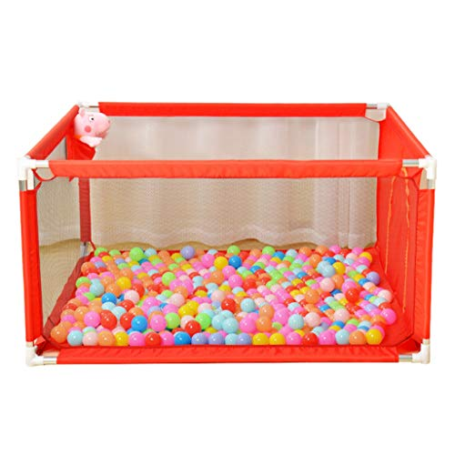 Fantastic Prices! Baby Playpen Kids Activity Centre Safety Play Yard Baby Fence Play Area Baby Gate ...