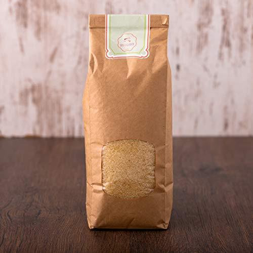 süssundclever.de® Rohrohrzucker Bio | 2kg | unbehandelt | naturbelassen | Vorratspack in ökologisch-nachhaltiger Bio-Verpackung