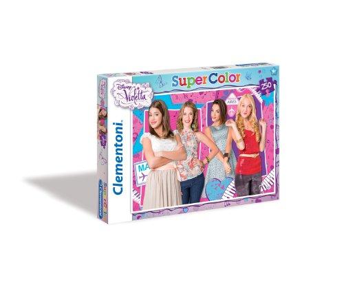Clementoni 29696.5 - Puzzle - Violetta, 250 Teile