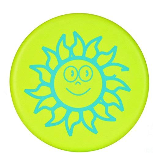 BangShou Frisbee Suave Niños del Disco Volador Frisbee con Patrón de Dibujos...