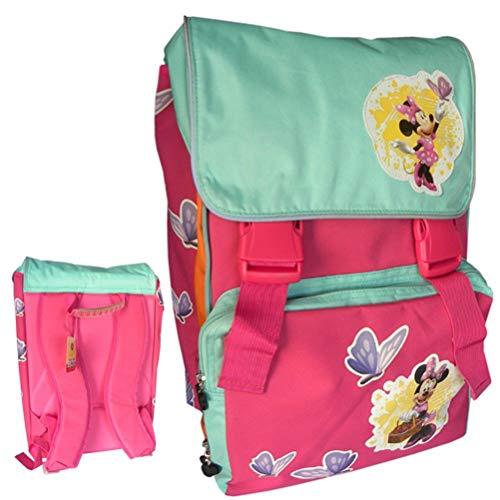 Minnie Grand sac à dos extensible Mouse