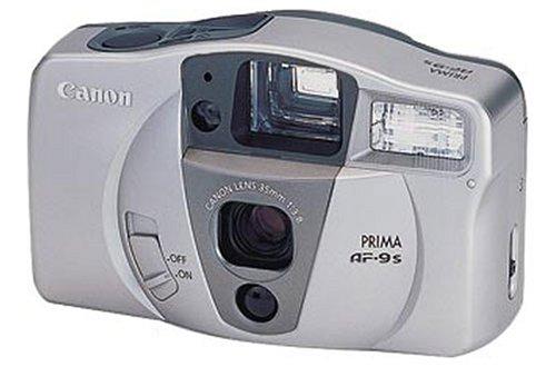 Canon Prima AF-9s Set Kleinbildkamera