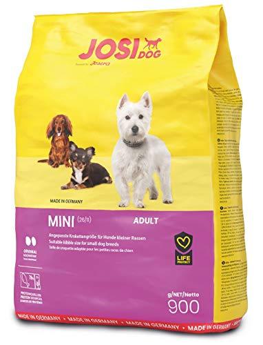 Josera JosiDog Mini | 5X 900g Hundefutter trocken