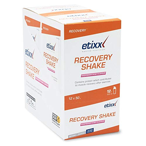 Etixx Recovery Shake 12 Units Chocolate