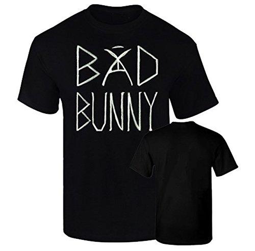Camiseta Bad Bunny Trap King Algodon 190grs (M)