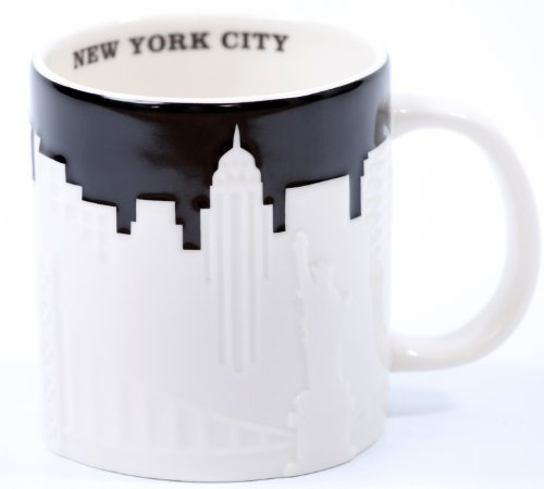 starbucks city mugs new york - 2