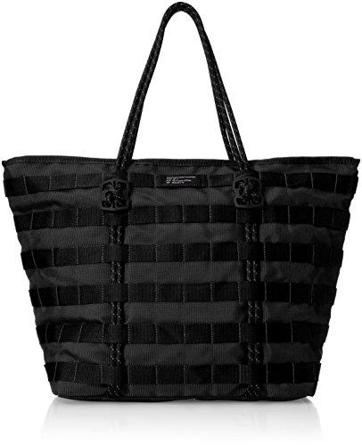 Nike Unisex-Erwachsene Nk Af-1 Tote Klassische Sporttaschen, Mehrfarbig (BLACK/BLACK/BLACK), 24x15x45 centimeters
