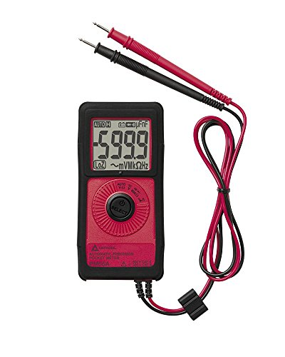 Amprobe PM55A Pocket Multimeter with Non-Contact Voltage Detection