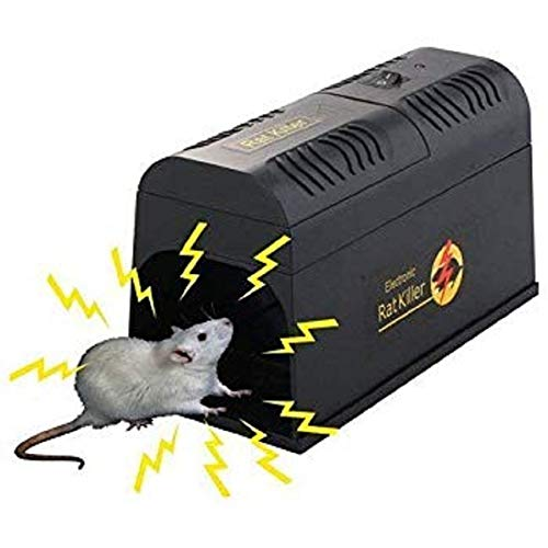 MTL Killer Electric Shock High Voltage Repeller Zapper Pest...