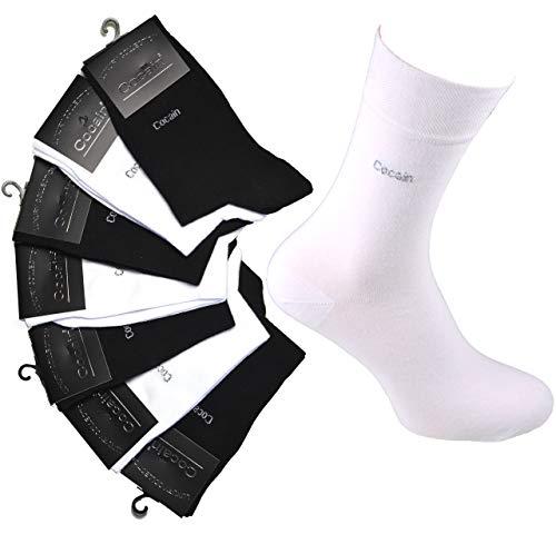Good Deal Market 8 Damen-Socken Sommer Gr. 39-42, Sortiment 5 - Frühlingsfarben Premiumqualität 200-Nadel Weichb& Söckchen mit viel Baumwolle 35 36 37 38 39 40 41 42