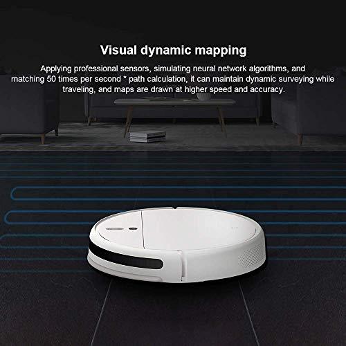 Xiaomi Mijia Robot trapeador de Barrido Mi Vacuum Cleaner 1C para Home Auto Dust Sterilize 2500PA Cyclone Suction Smart Planned WiFi
