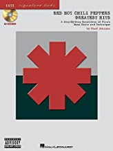 Red Hot Chili Peppers: Greatest Hits - Signature Licks For Bass Guitar. Partitions, CD pour Guitare Basse, Tablature Basse