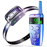 Love To Train Dog Training Collar with Remote –1600' Long-Range Shock Collars for Dogs with...