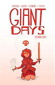 Giant Days 5 par Max Sarin