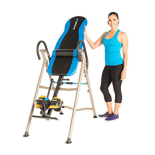 Exerpeutic Inversion Table With Ankle Holders