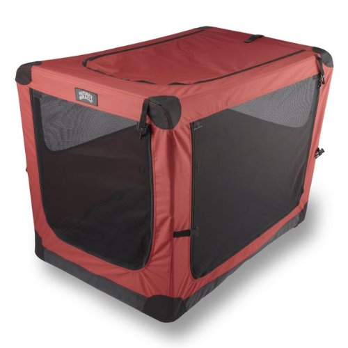Nature's Miracle Port-A-Crate, 42-Inch, for Pets Up to 100-Pounds (P-6043)
