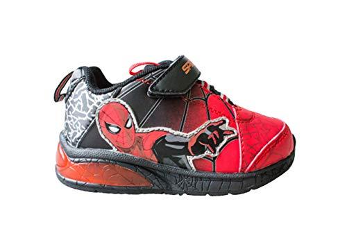 Botas De Agua Spiderman Niño