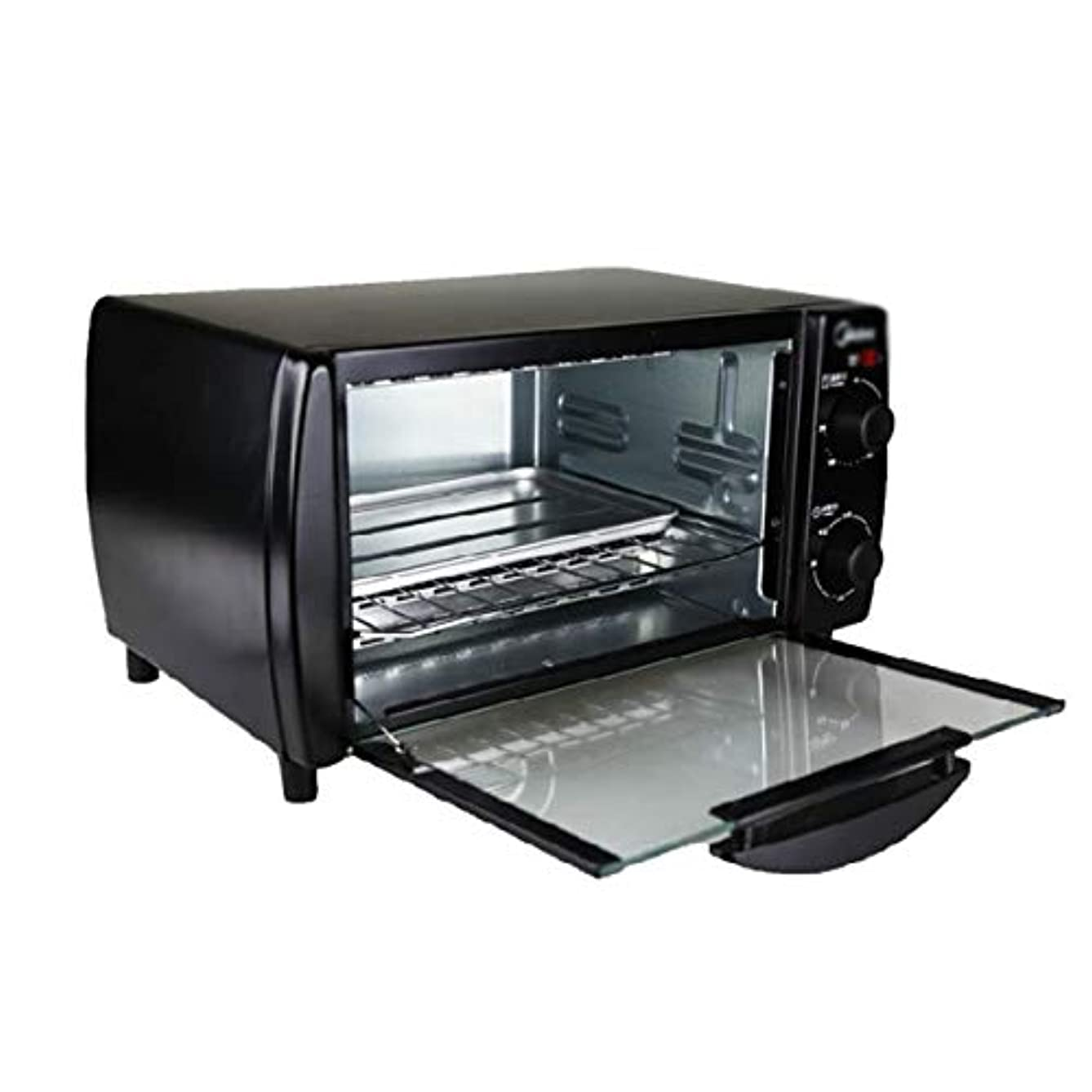 HATHOR-23 Oven Toaster Electric Oven Multi-function Household Baking Stainless Steel Oven Temperature Control Mini Cake -31 Oven