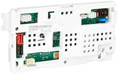 Price comparison product image Whirlpool W11116590 Washer Electronic Control Board Original Equipment (OEM) Part,  White