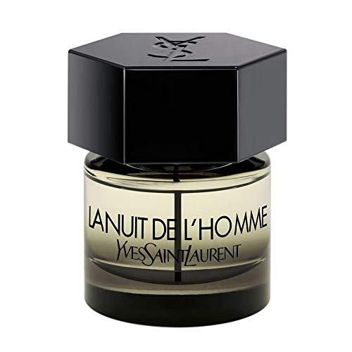 YSL La Nuit De L'Homme EDT Vapo 40 ml, 1er Pack (1 x 40 ml)