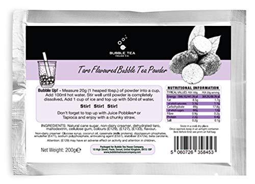 Bubble Tea Powder Taro (200 g)