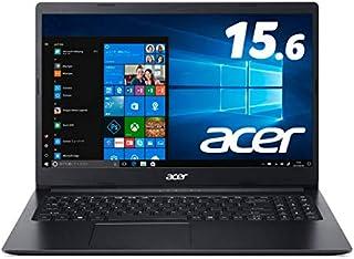 Acer (エイサー) ノートパソコン Aspire 3 チャコールブラック A315-34-A14U/K [15.6型 /Celeron /SSD:256GB /メモリ:4GB /2020年8月モデル]