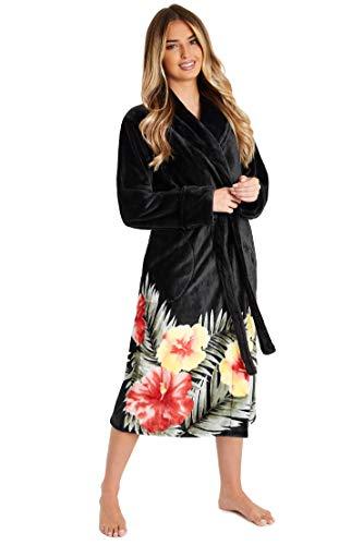 CityComfort Albornoz para mujer, súper suave, para mujer, albornoz de felpa, muy suave, regalos para ella