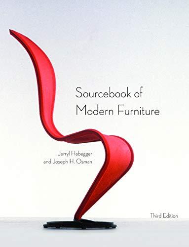 Habegger, J: Sourcebook of Modern Furniture 3e