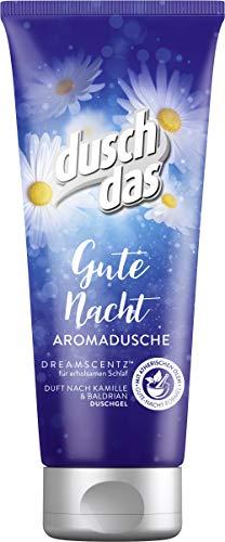 Duschdas Duschgel Abend Spa Kamille & Weisser Baldrian, 200ml,1er Pack (1x 208 g)