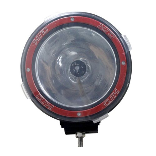 """Sunny Compatible for Car New Round 9-32V 55W 9"""" 6000K HID Xenon Work Spot Light SUV for Truck ATV Offroad"""