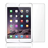 "M.G.R.J® Tempered Glass Screen Protector for iPad 2018 & 2017 9.7"" / iPad"