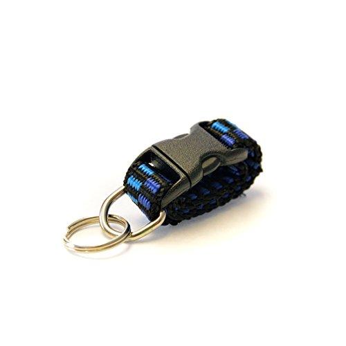 Cetacea Tag-It Pet ID Holder, Step 1, Blue
