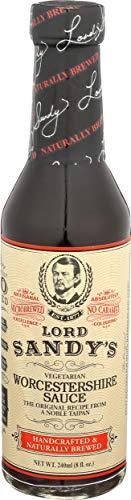 LORD SANDYS Worcestershire Sauce, 8 FZ